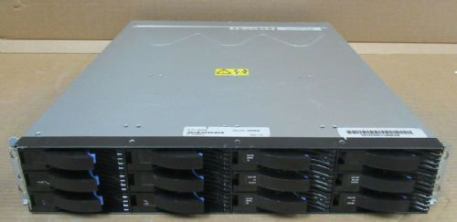 IBM EXP3000 Expansion Storage Array 12x SAS Bays 5x 1TB 2x CTRL & 2x PSU 39R6464